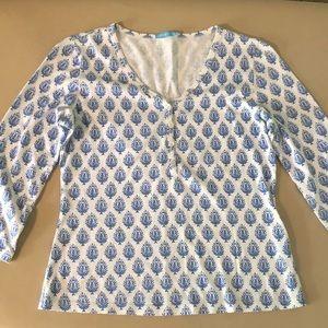 J McLaughlin Henley shirt
